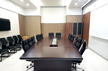 AREX-3 회의실 실내 사진 이미지입니다.