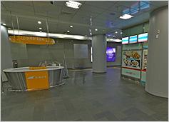 공항철도 서울역 지하3층 사진입니다.