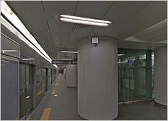 공항철도 서울역 지하7층 사진입니다.